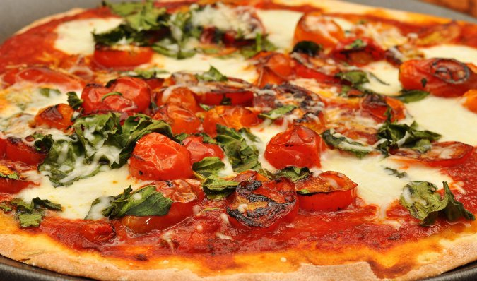 pizza włoska, zdjęcie, zdjęcia, Kuchnia włoska