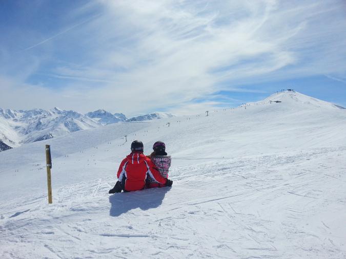 livigno, ośrodek narciarski, sondrio